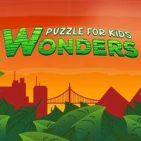 Puzzle per bambini: Meraviglie